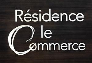 logo Résidence appart hôtel Le Commerce Saint-Gaudens