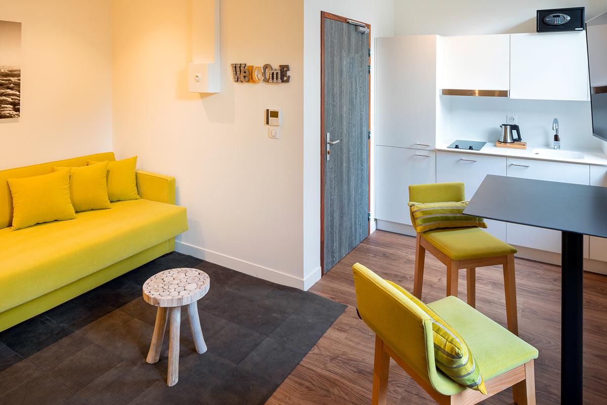 Séjour Résidence appart hôtel Le Commerce Saint-Gaudens